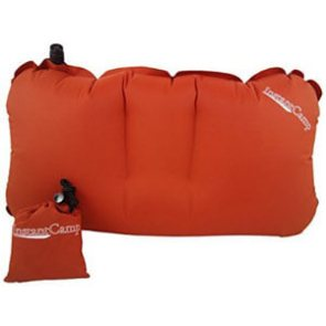 Ultralight 2.4 oz. Backpacking, Camping Compressible Air Pillow