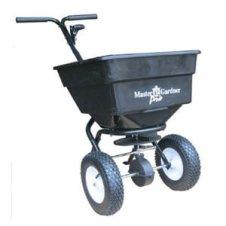 Master Gardener 100 lbs. Broadcast spreader