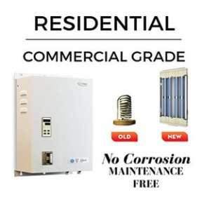Supergreen IR8000 Infrared Electric Tankless Water Heater