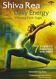 Daily Energy - Vinyasa Flow Yoga