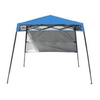 Quik Shade GO Hybrid Compact 7.5'x7.5' Backpack Canopy