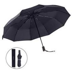 Bodyguard Innovation 10 Fibreglass Ribs Travel Umbrella