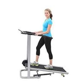 Exerpeutic 260 Manual Treadmill amazon