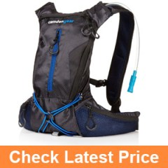 Hydration Pack with 1.5 L Backpack Water Bladder