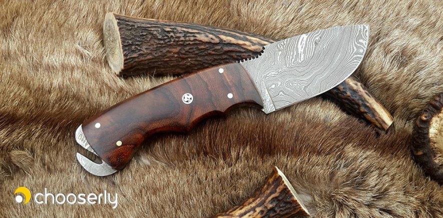 Best Skinning Knife In 2019 Make Your Hunting Enjoyable