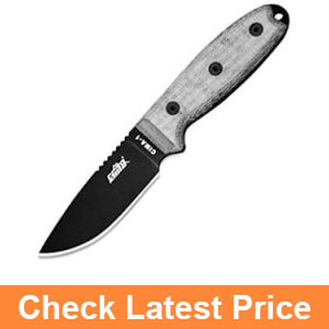 CIMA High Hardness Full-Tang Outdoor Survival Fixed Blade Hunting Knife