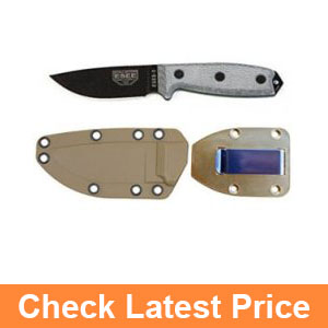 ESEE Knives Model 3P Plain Edge Blade