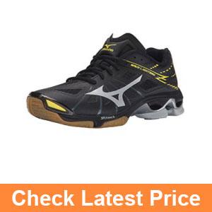 Mizuno Men's Wave Lightning Z BK-SL Shoe