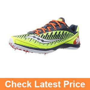 Saucony Men's Kilkenny XC5 Spike Shoe