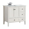 Chelsea Left Offset Bath Vanity