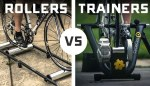 Comparison Between Bike Rollers And Trainers – For 2018