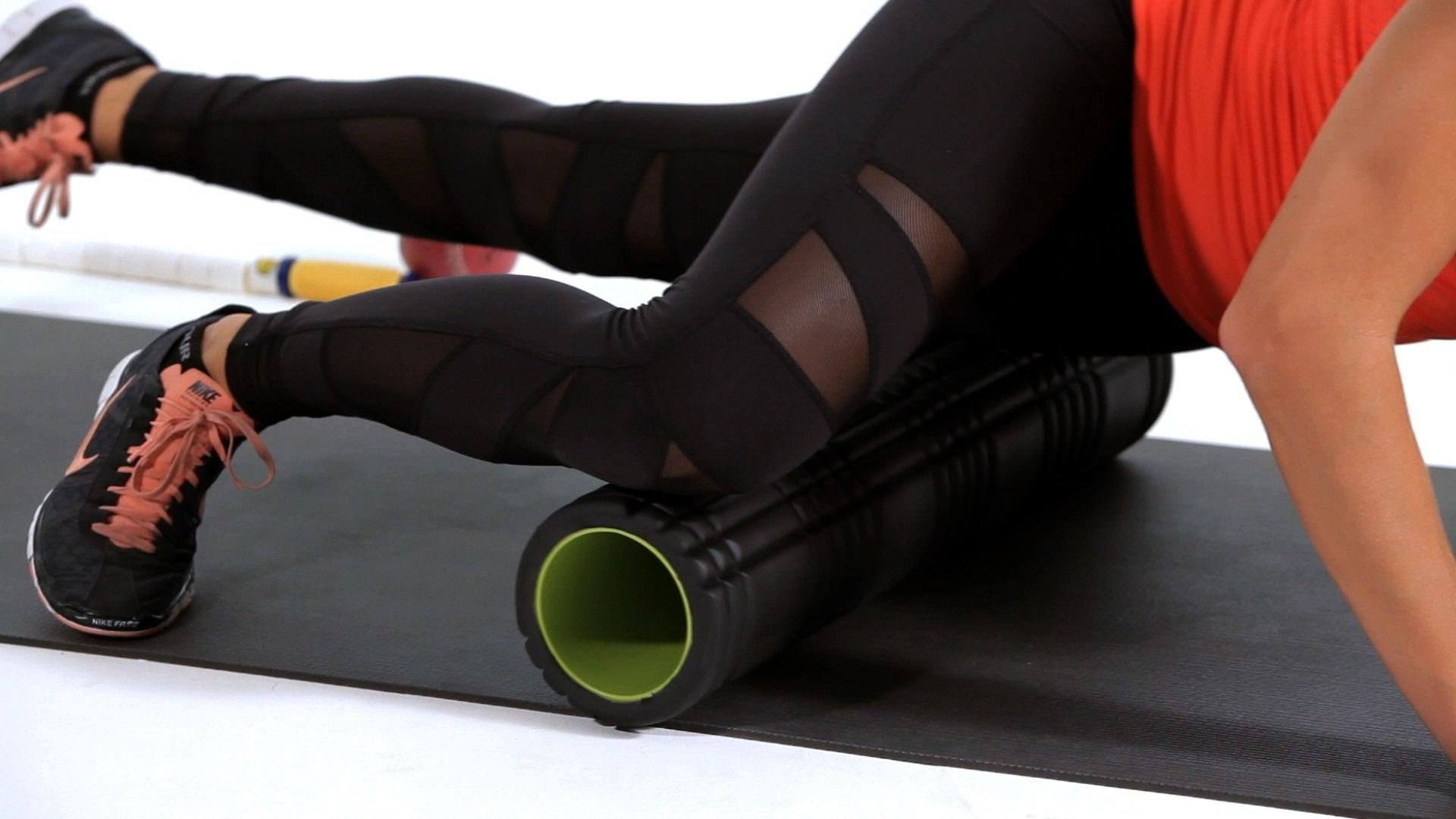 HOW TO USE A FOAM ROLLER FOR CALVES