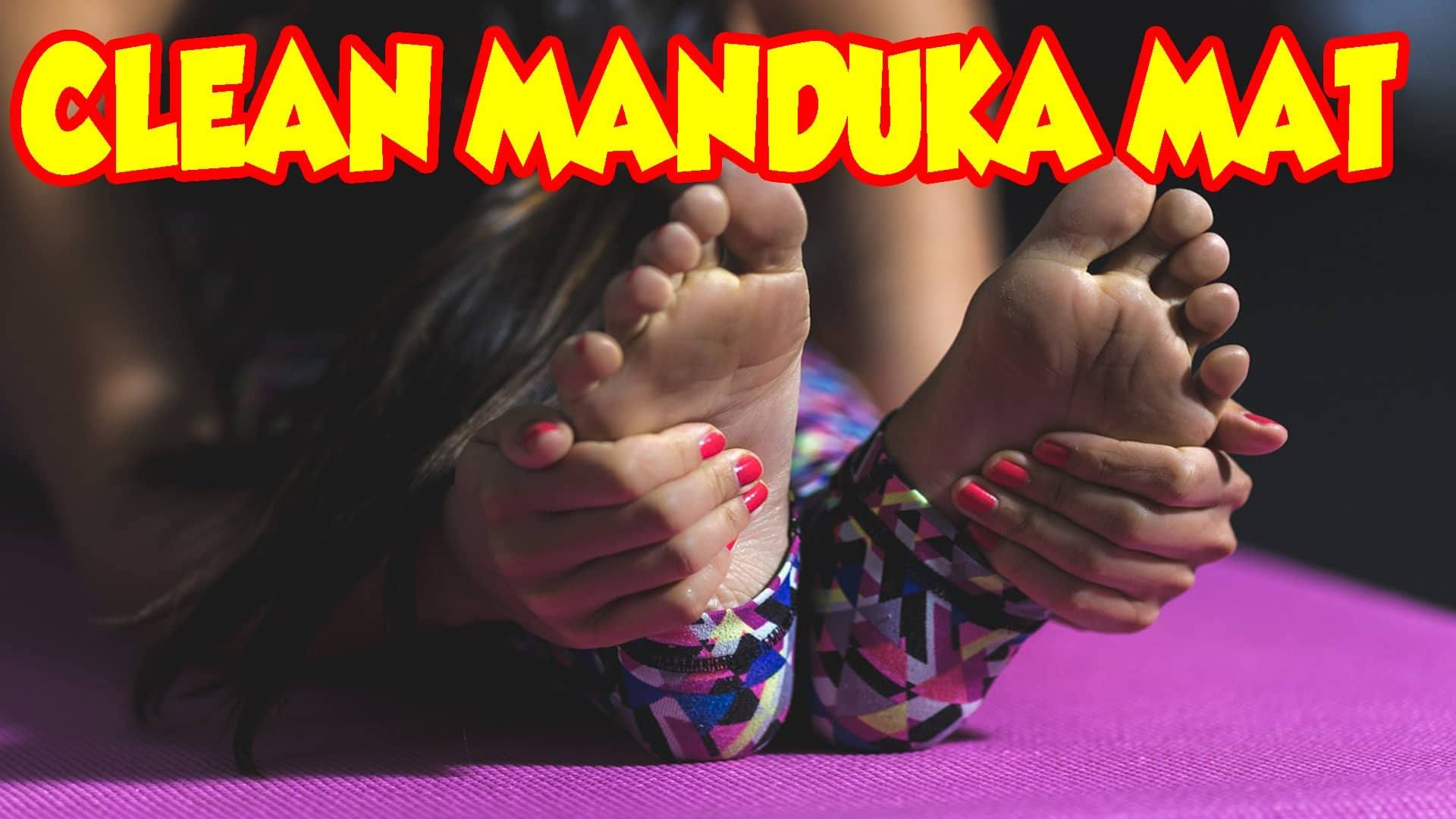 How To Clean Manduka Yoga Mat Step By Step Guide For Beginner