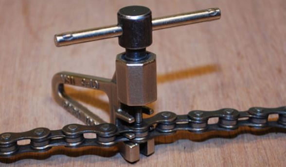 Remove Chain without Tool