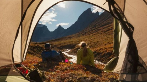how to choose tent