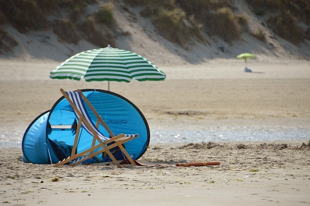 How To Make a Wooden Beach Chair