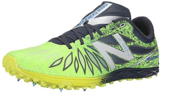 New Balance Men's MXC5000 Cross Country Spikes Shoe Review