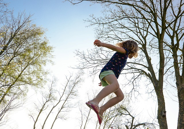 Quick and Easy Trampoline Exercises