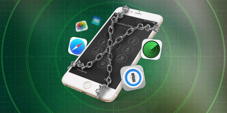 iPhone Encryption
