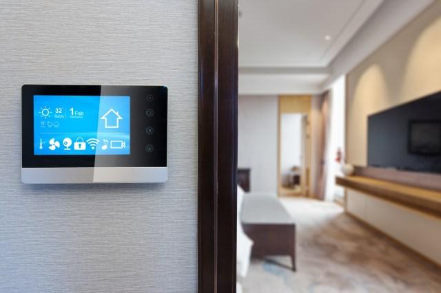 smart home privacy