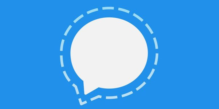 signal private messaging