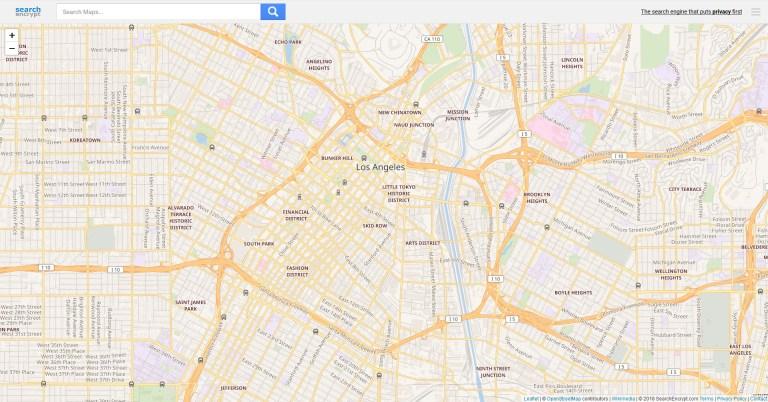 Search-Encrypt-Map-Search