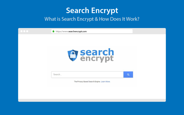 Search Encrypt Explainer