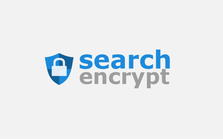 Search Encrypt Logo Header