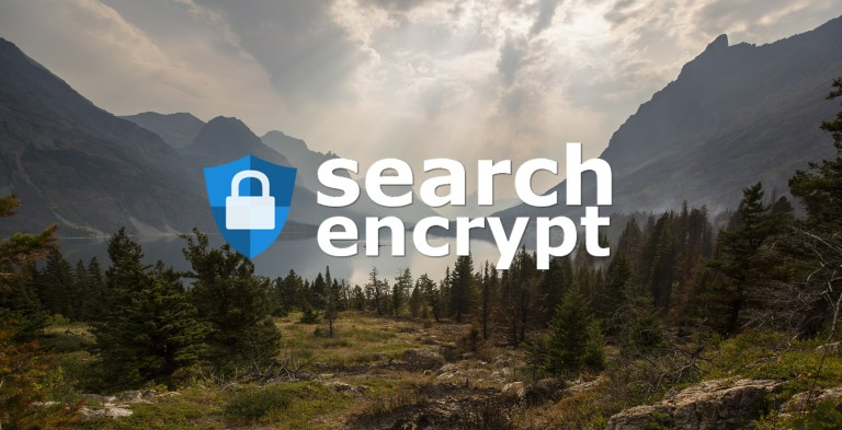 Search Encrypt Header Image