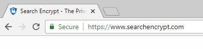 search-encrypt-url