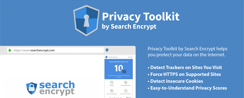 privacy toolkit by search encrypt