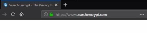 HTTPS-Search-Encrypt