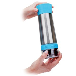 The Aqua Zinger in Use