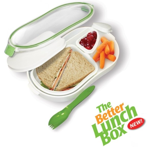 The Better Lunch Box - 4pc