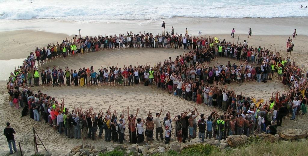 Rainbow Gathering, czyli hipisi ciągle żyją