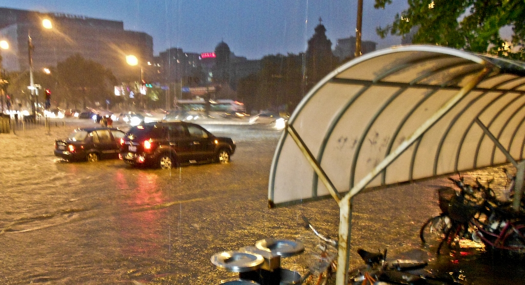 Potop chiński