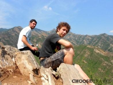 Stan i Łukasz polecają wioskę Chaundixia!