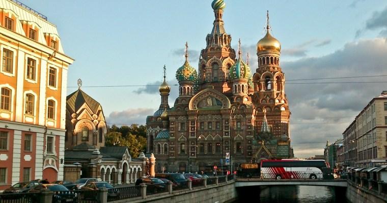 Petersburg, czyli Wenecja Północy