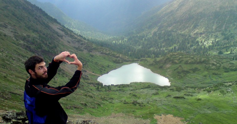 Chamar-Daban – trekking nad Bajkałem