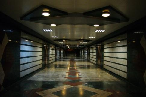 Podziemne przejście w Baku (Azerbejdżan)
