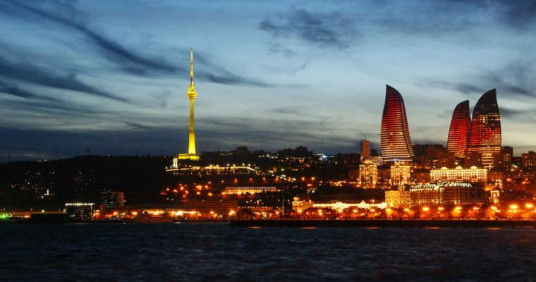Baku – the unchained city