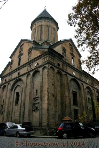 Kościół w Tbilisi (Gruzja)