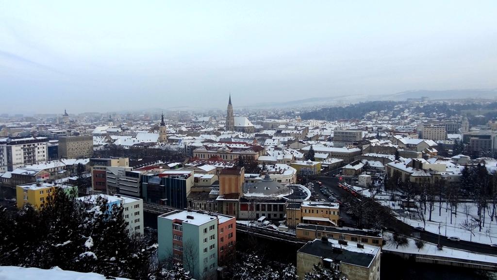 Cluj, czyli Napoca