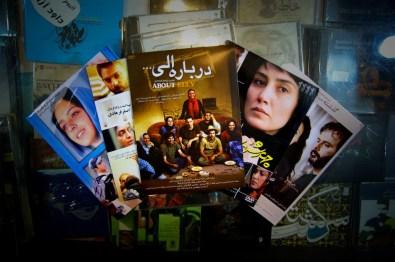 Asghar Farhadi i jego filmy. Teheran, Iran