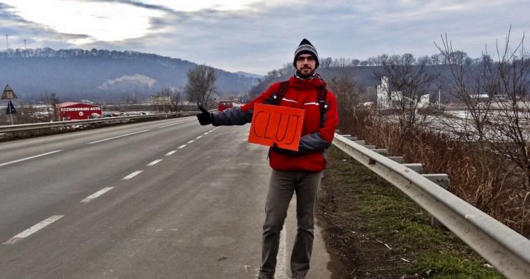 Autostopowy blues: Alexandru