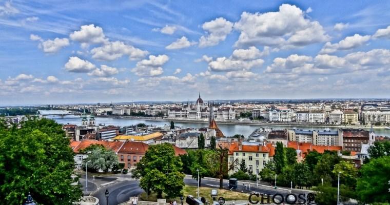 Budapeszt na weekend (cz. 1)