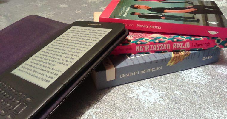 Najlepsze książki o Rosji, Ukrainie i państwach byłego ZSRR