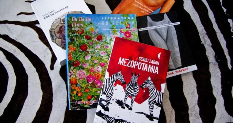 Współczesna literatura ukraińska – najlepsze książki wydane po polsku