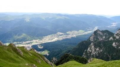 Dolina Prahovy w dzień