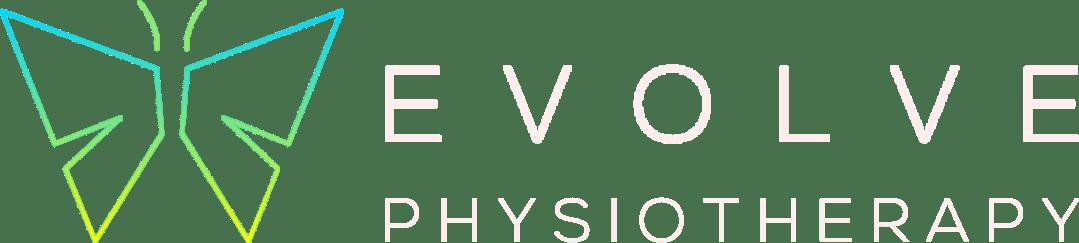 evolve Physio horizontal colour logo